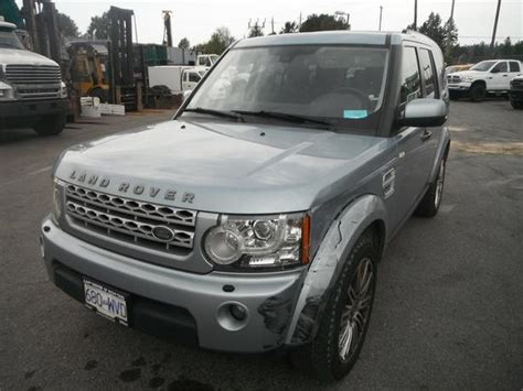 land rover lr4 interior 3rd row 2011 land rover lr4 hse with 3rd row seating outside comox