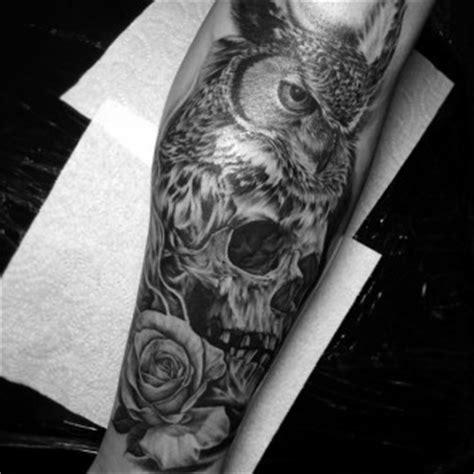 black and grey tattoo virginia iva chavez