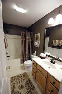 brown and white bathroom ideas best 20 brown bathroom ideas on brown