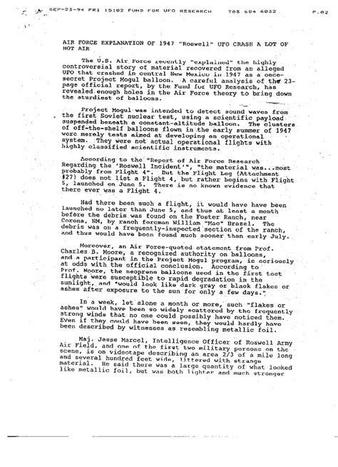 Parent Letter Of Attachment Index Of Rockefeller Documents 9 23 94 Db Letter To Jg