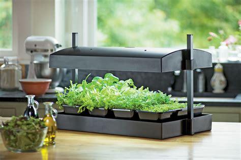 micro grow light garden indoor herb garden herb garden