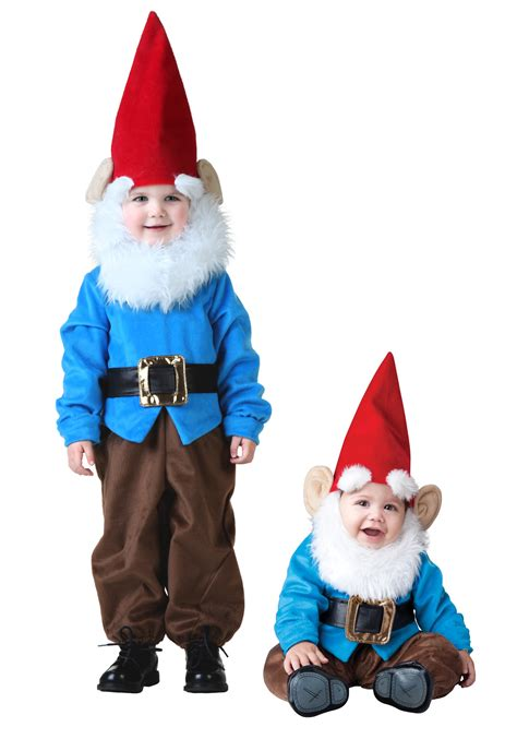 Garden Gnome Baby Costume by Lil Garden Gnome Costume