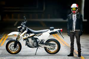 Suzuki Drz Forum 2015 Suzuki Dr Z400sm Review Revzilla