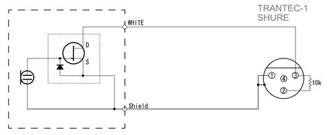 shure sm58 wiring diagram shure sm58 wiring diagram wiring diagram and schematics