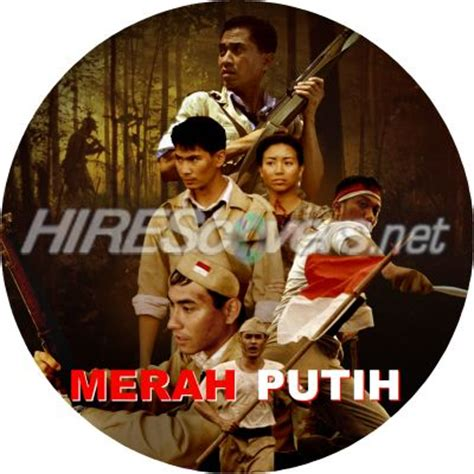 Film Merah Putih Memanggil Bluray | dvd cover custom dvd covers bluray label movie art dvd