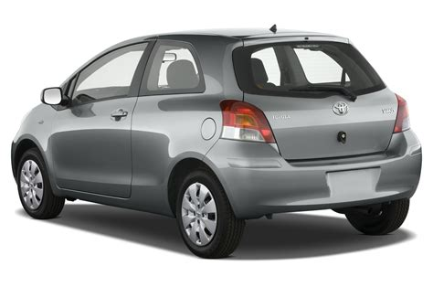 Toyota Yaris S 2011 Toyota Yaris Reviews And Rating Motor Trend