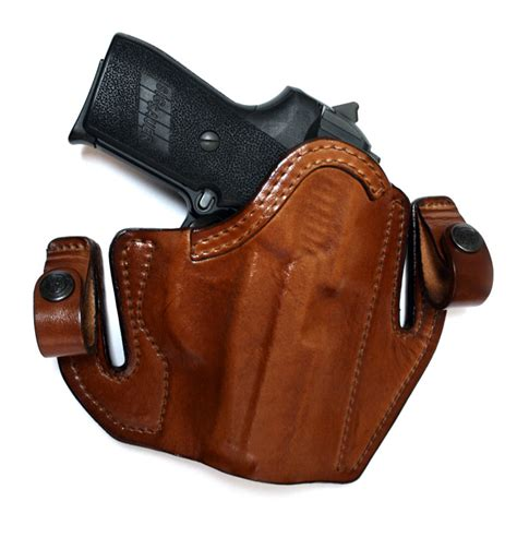 most comfortable iwb holster front line deep concealment tuckable holster