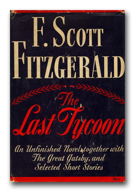 axioms 1st edition books the last tycoon f fitzgerald