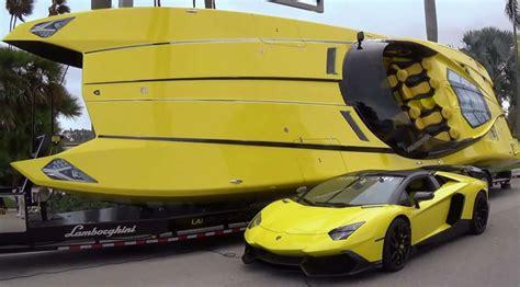 wordlesstech catamaran speedboat inspired by the owner s
