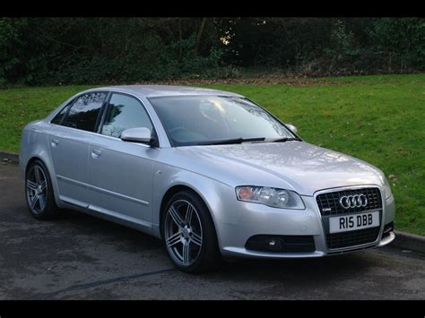 Audi A4 For Sale by 2004 Audi A4 S Line For Sale Classic Cars For Sale Uk