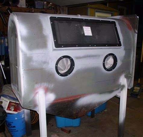 diy soda blasting cabinet 17 best images about media blasting tools on