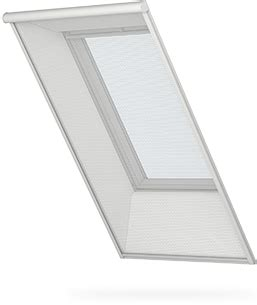 Transparent Awning by Velux Blackout Blinds Get Total Light Anytime