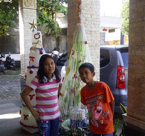 lomba membuat pohon natal celoteh seorang emak merry christmas 2012 happy new
