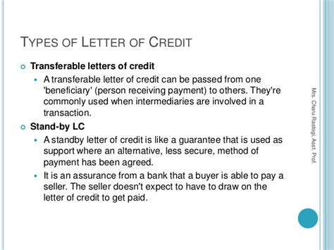 Letter Of Credit Drawdown 5 Methods Of Payment In International Trade Export And Import Finance