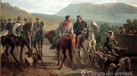 carabinieri porta garibaldi incontro di teano o di vairano