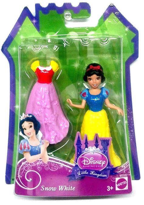 Mini Be Disney White disney princess kingdom mini doll snow white disney