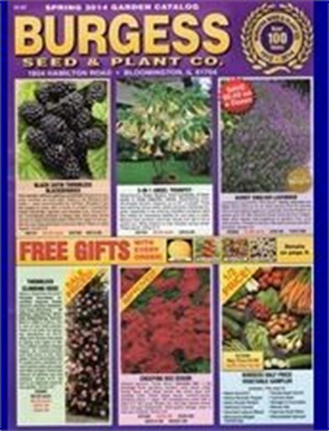 Burgess Seed Plant Catalog Free Catalogs By Mail Free Flower Garden Catalogs