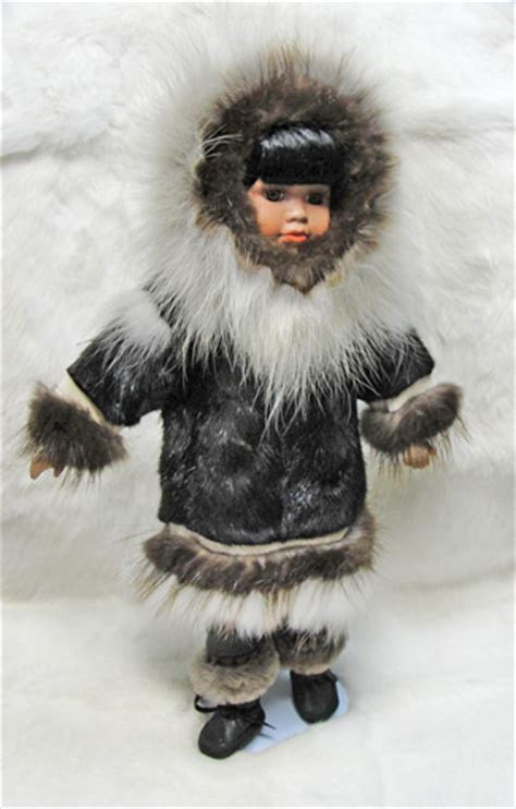 alaskan eskimo alaska gifts from the fur exchange