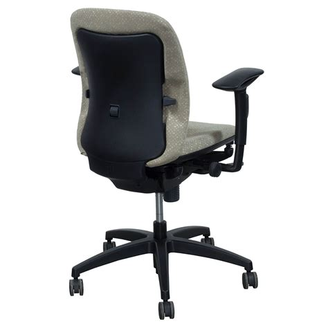Teknion Office Chair by Teknion Amicus Synchro Used Midback Task Chair Custom