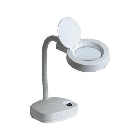 Desk Magnifying L by Duratool 8611l Desk Top Led Magnifier L With