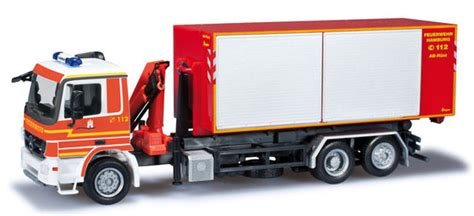 Truck Mercedes Actros M Recycle Skala 1 87 Majorette Diecast mercedes actros m roll herpa 090841