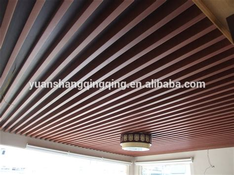 Composite Wood Ceiling by Zinc Tiles Used Wood Plastic Composite Ceiling Wpc Ceiling