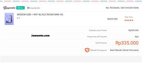 Modem Termurah Dan Cepat beli modem usb 4g di shopee harga termurah koneksi cepat