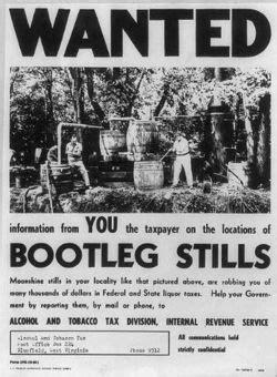 Bootleggers and Moonshiners