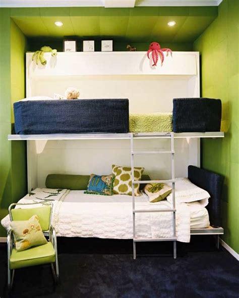 chambre noir et vert le lit superpos 233 un gain d espace 233 l 233 gant et ludique