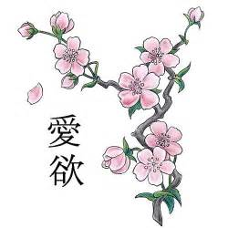 cherry blossom tattoo meaning ideas images pictures