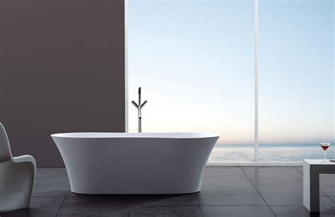 freestanding modern bathtubs catia modern luxury free standing artificial marble soaking bathtub the most trusted
