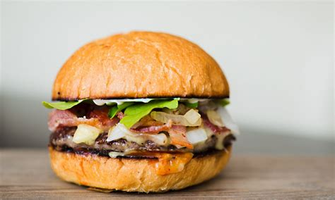 Handcrafted Burgers - food drink diary the cut handcrafted burgers voyage