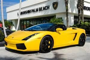 Lamborghini Gallardo Spyder For Sale Lamborghini Gallardo For Sale