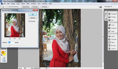 tutorial fotografi blur tutorial photoshop ngeblur cara mudah mengedit foto lebih