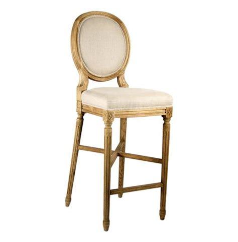 linen bar stools kirklands country medallion back bar light linen bar stool