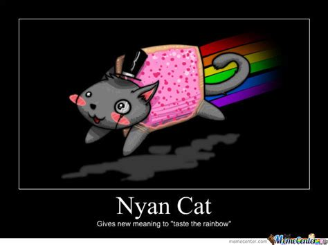 Nyan Cat Memes - nyan cat by aciddrago meme center