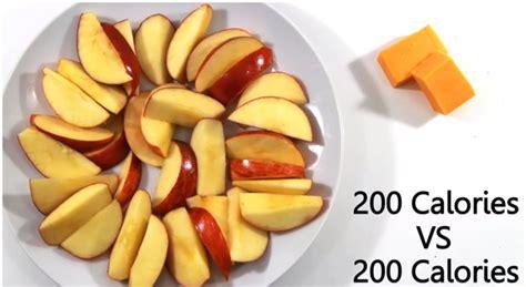What 200 Calories Look Like What 200 Calories Look Like Huffpost
