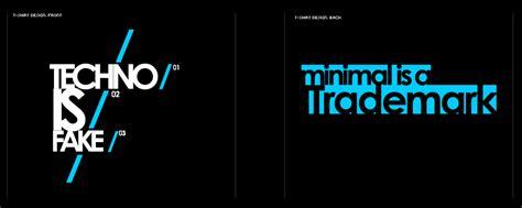 minimalist techno minimal techno t shirt design by nemesisge on deviantart