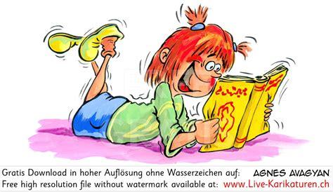 leseratte buch lesen ferien agnes live karikaturen - Wandlen Zum Lesen