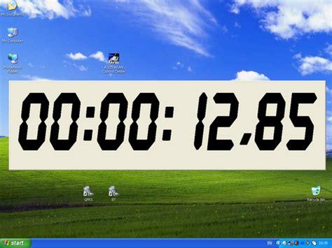 FileGets: XNote Timer Screenshot   Free countdown timer