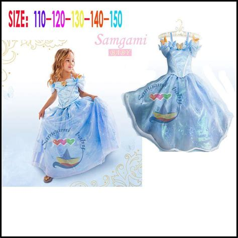 Samgami Baby Cinderella 10r samgami baby cinderella princess dresses costume sunderss with