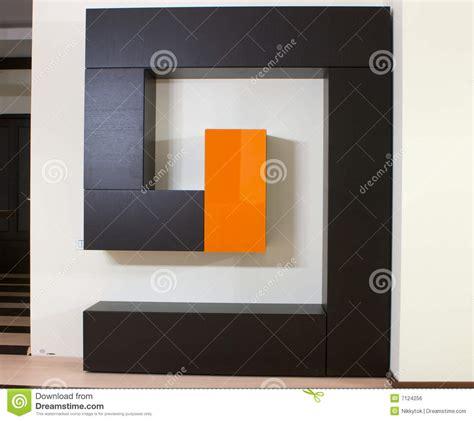 wandschrank modern moderner wandschrank lizenzfreies stockbild bild 7124256