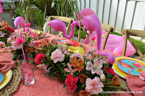 qb1 beyond the lights cast pink flamingo table decorations 100 images 21 5