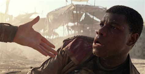Wars The Awakens Finn hyper tokenism the awakens while the black sleeps indiewire