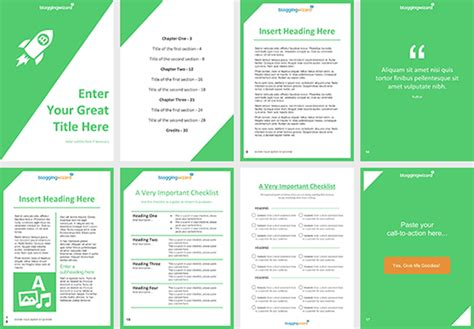 Lead Magnet Template The Complete Guide To Planning Creating And Delivering Lead Magnets Exles Inside