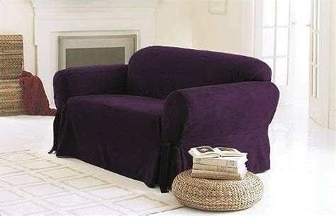 Purple Sofa Slipcover Stretch Sofa Menzilperde Net Purple Sofa Slipcover