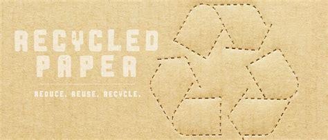 Recycled Paper - why use recycled paper for your business printing