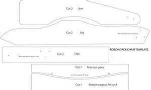 Printable adirondack chair plans plans diy free download plan toys