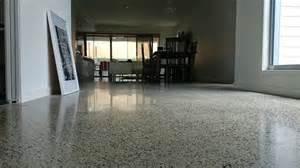 concrete floor zozeen