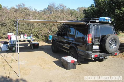 Truck Awnings by Arb Awning Recoil Range Truck Recoil